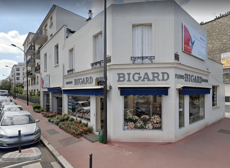 Photographie Pompes Funèbres et Marbrerie Colliot - Ets Bigard - Le Choix Funéraire Levallois-Perret