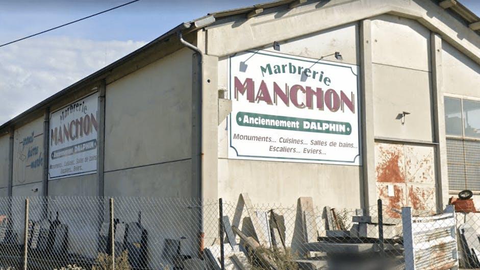 Photographie de la Marbrerie Manchon dans La Côte-Saint-André