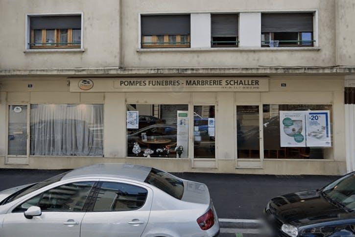 Photographie Pompes Funèbres et Marbrerie Savoisiennes Schaller Annemasse