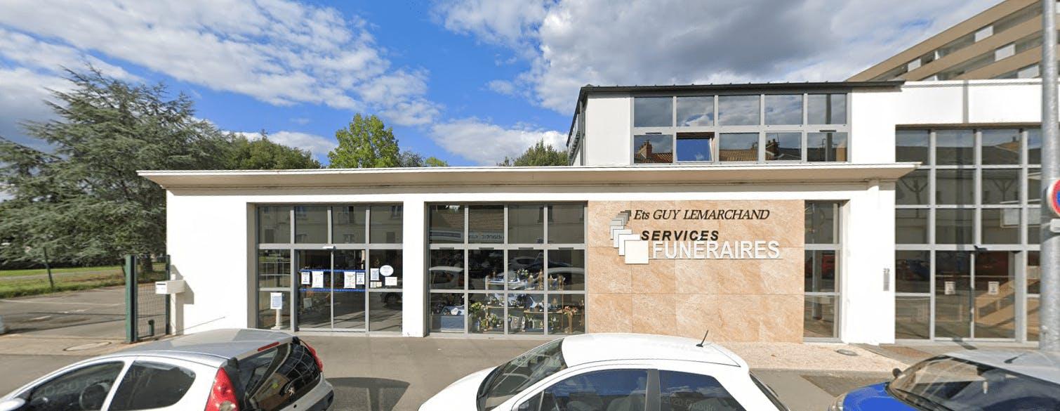Photographie Pompes Funèbres Funérarium Lemarchand à Nantes