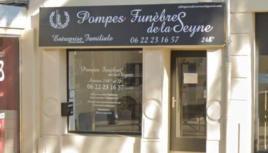 Photographie Pompes Funèbres La Seyne Sur Mer