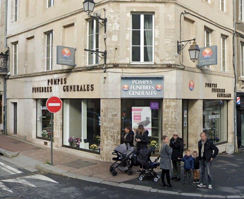 Photographies des Pompes Funèbres Genérales à Bayeux