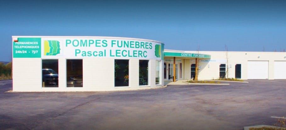 Photographies des Pompes Funèbres Pascal Leclerc à Jury
