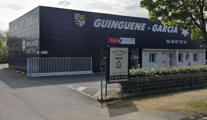 Photographie Ambulances Guinguené-Garcia Châteaubriant