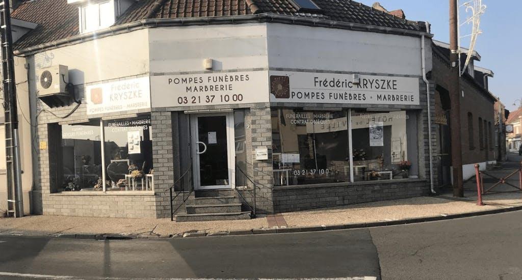 Photographie Pompes Funèbres Kryszke de la ville de Courcelles-lès-Lens