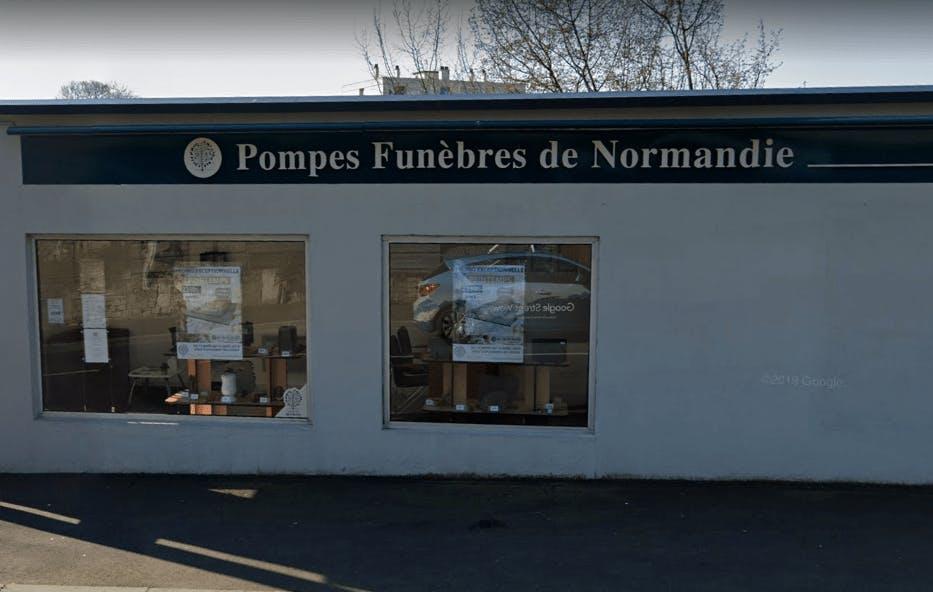 Photographie Pompes Funèbres de Normandie de Mont-Saint-Aignan