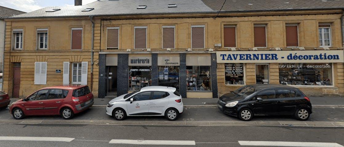 Photographie Pompes Funèbres et Marbrerie Tavernier Charleville-Mézières