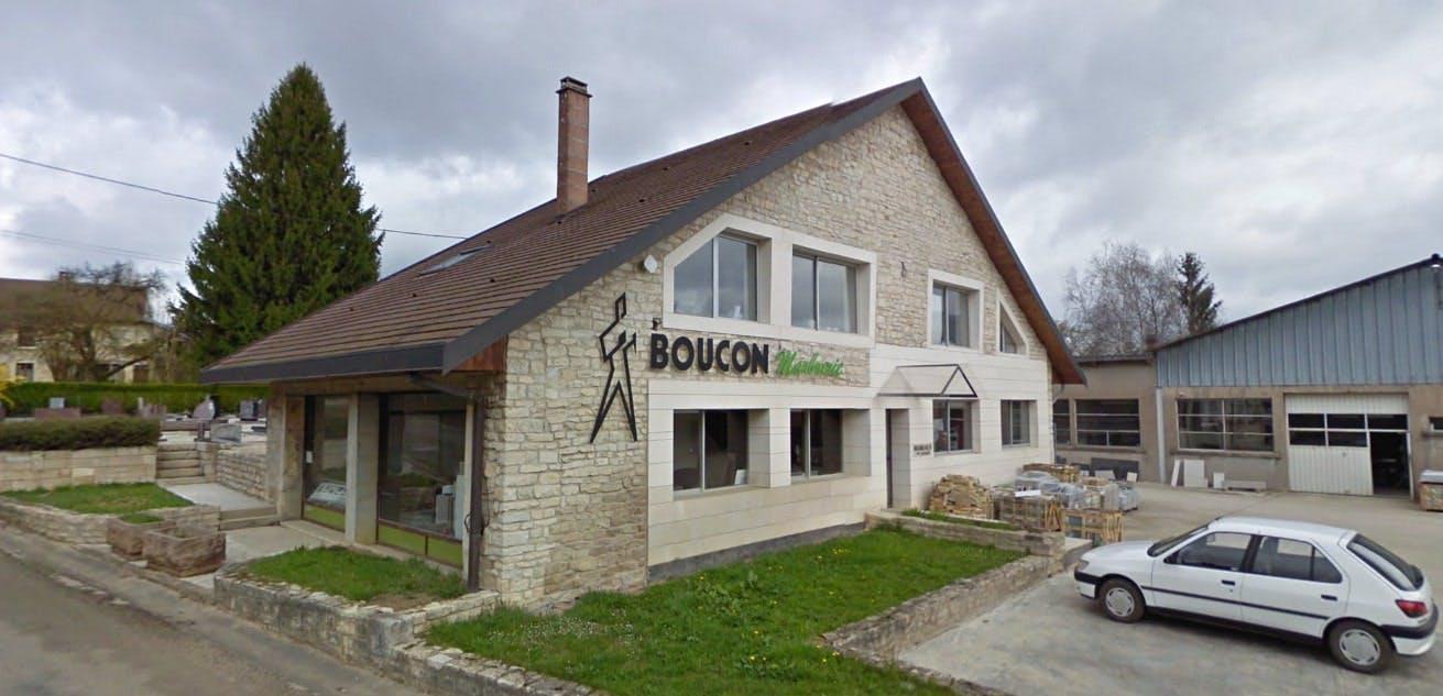 Photographies de la Marbrerie Boucon à Villars-Saint-Georges