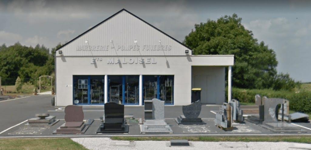 Photographie Pompes Funèbres Maloisel de Carentan