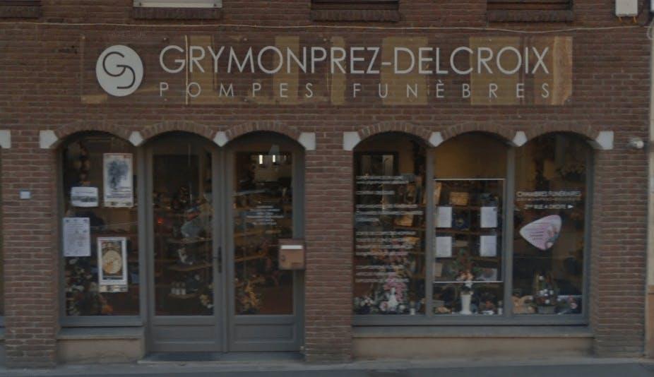 Photographie Pompes Funèbres Grymonprez-Delcroix de Cysoing