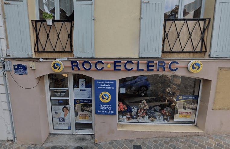 Photographie Pompes Funèbres Roc-Eclerc de Marly-le-Roi