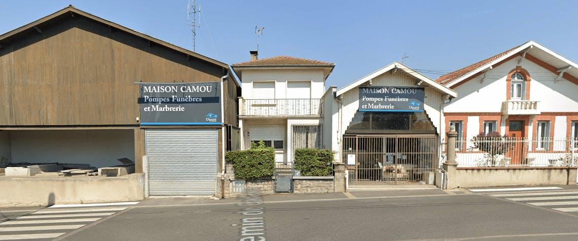 Photographie Pompes Funèbres et Marbrerie Maison Camou à Toulouse