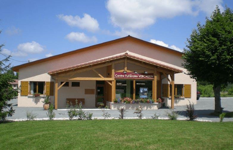 Photographie de la Pompes Funèbres Ainan Funéraire  à Saint-Geoire-en-Valdaine