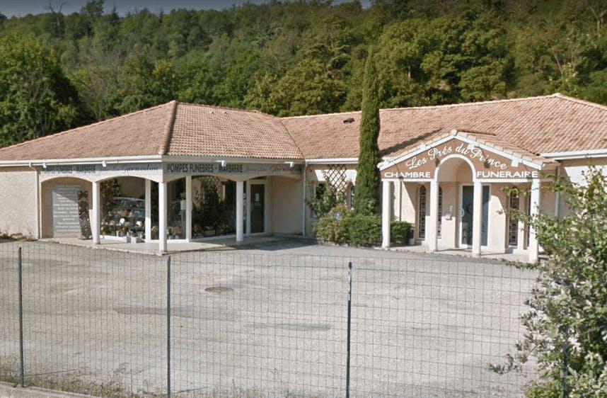 Photographie Pompes Funèbres GARNODON de Saint-Marcel-lès-Annonay