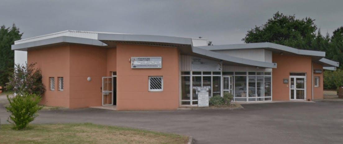 Photographie Maison Funéraire de l'Adour de l' Aire-sur-l'Adour