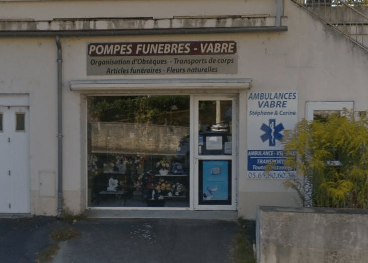 Photographie Pompes Funèbres Vabre Stéphane de Montbazens