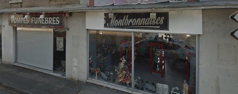Photographie Pompes Funèbres Montbronnaises de Montbron