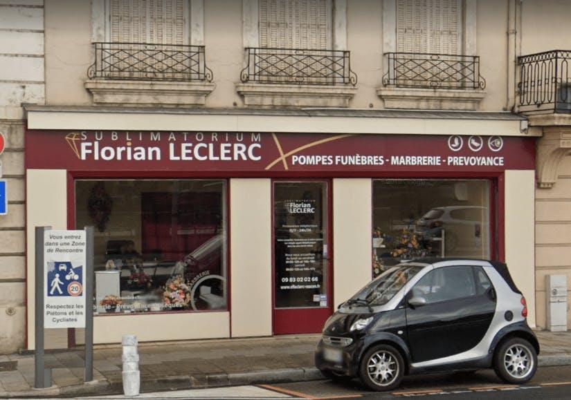 Photographie Pompes Funèbres Leclerc de Mâcon