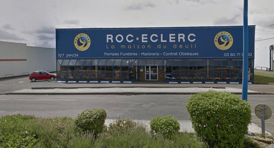 Photographie de la Pompes Funèbres ROC ECLERC à Quetigny