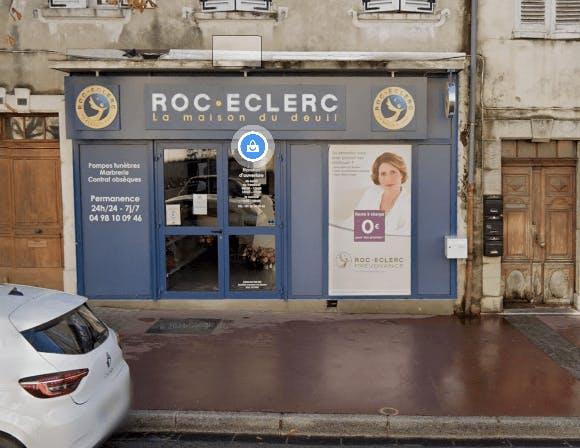 Photographie Pompes Funèbres Roc-Eclerc de Draguignan
