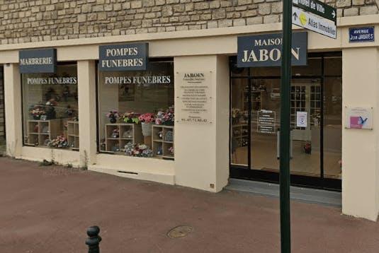 Photographie Pompes Funèbres Jaboin de Saint-Cyr-l'École