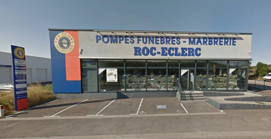 Photographie Pompes Funèbres Roc-Eclerc de Neuves-Maisons