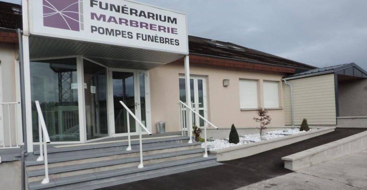 Photographies de la Marbrerie Anguenot à Charquemont