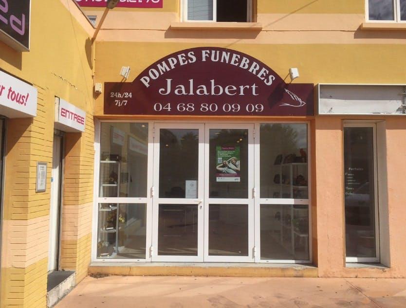Photographies des Pompes Funèbres Jalabert à Canet-en-Roussillon