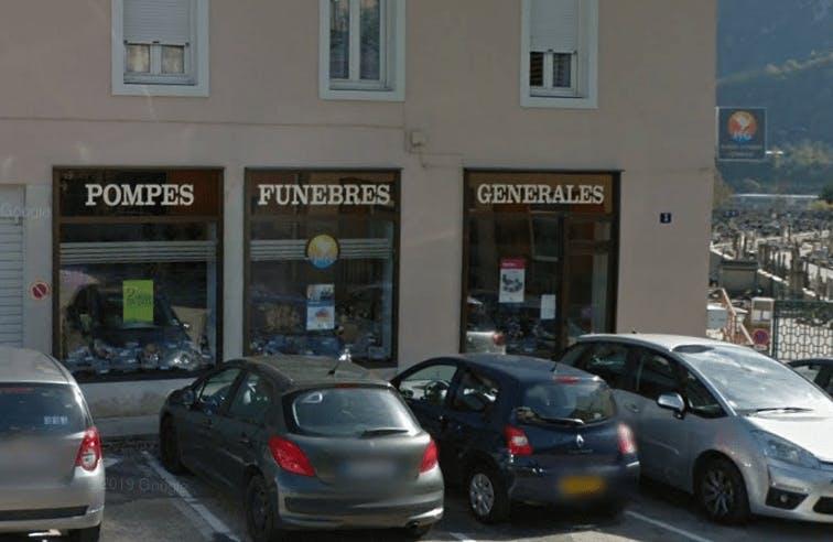 Photographie Pompes Funèbres Générales de Saint-Claude