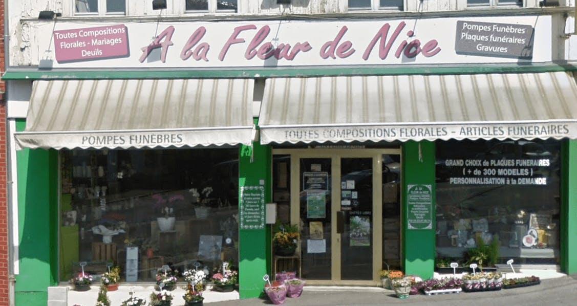 Photographie de la Pompes Funèbres Grenier Ghislain de la ville de Roye