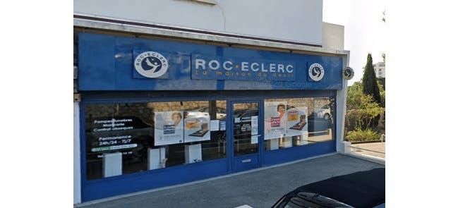 Photographie de la Pompes Funèbres ROC ECLERC à Cannes