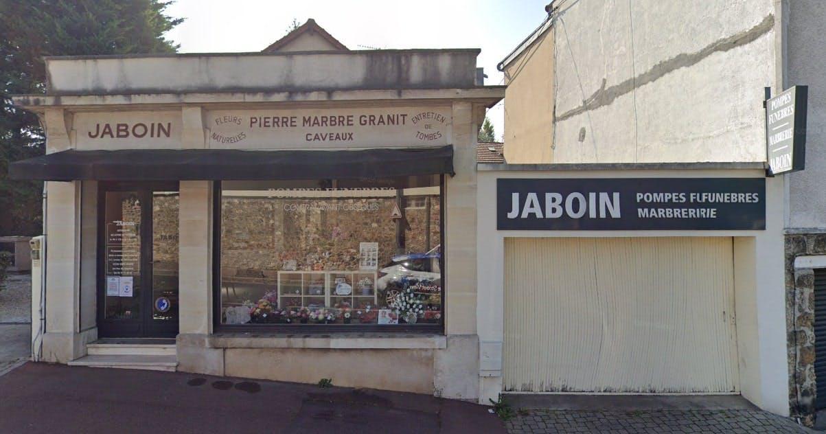 Photographies des Pompes Funèbres Marbrerie Jaboin à Garches
