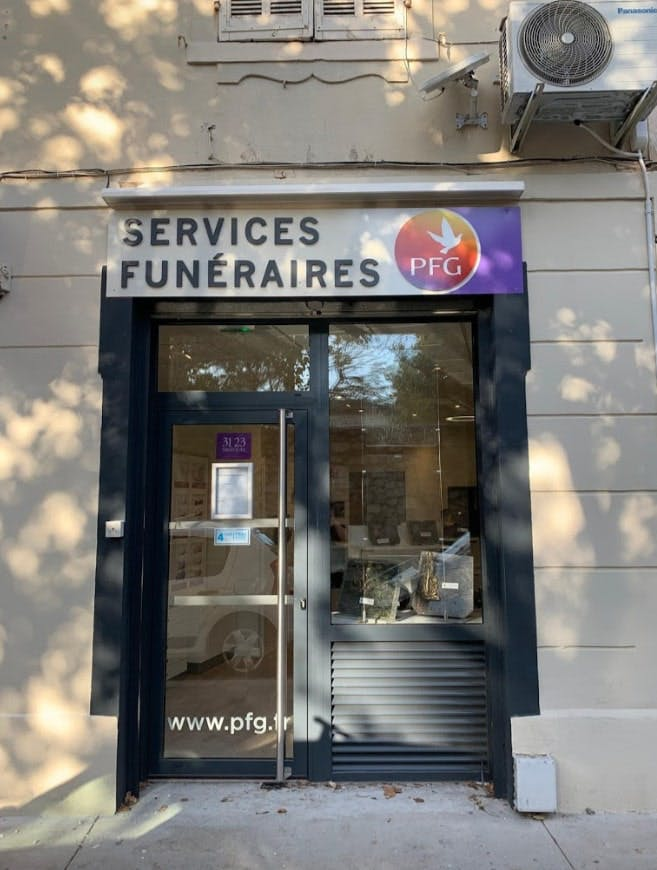 Photographie de Pompes Funèbres Générales de Toulon