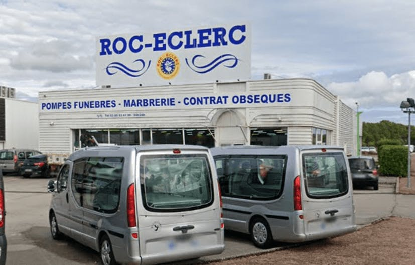 Photographie Pompes Funèbres Roc-Eclerc de Saint-Rémy