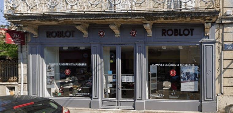 Photographie Pompes Funèbres ROBLOT de Romans-sur-Isère