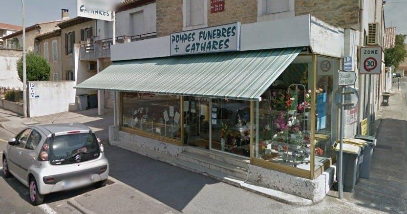 Photographies des Pompes Funèbres Cathares à Carcassonne