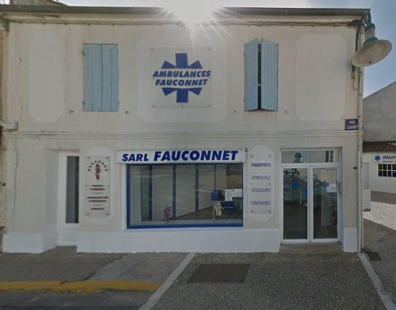Photographies des Pompes Funèbres Fauconnet à Gémozac