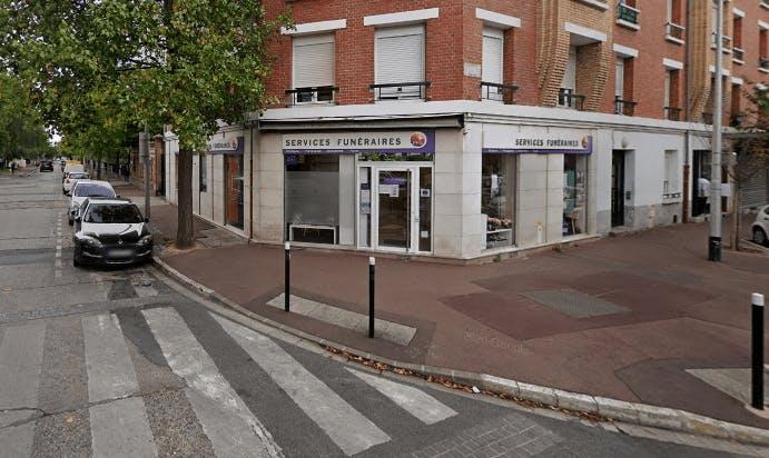 Photographie Pompes Funèbres Générales La Courneuve
