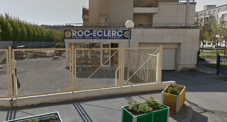 Photographie de la Pompes Funèbres ROC ECLERC à Le Bonneuil-sur-Marne