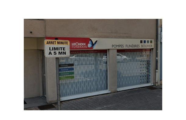 Photographie de la Pompes funèbres Bouvier à Aix-les-Bains