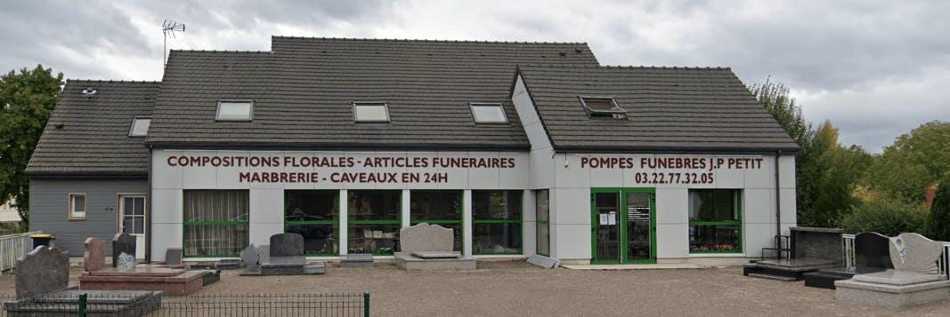 Photographie de la Pompes Funèbres Bocquillon - Petit de la ville de Doullens