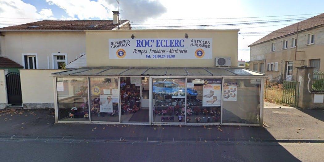 Photographies des Pompes Funèbres Roc'Eclerc à Beaune