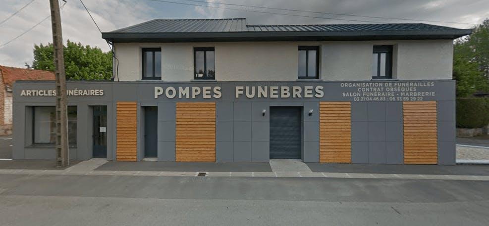 Photographie de Pompes Funèbres DIEVAL de Tincques