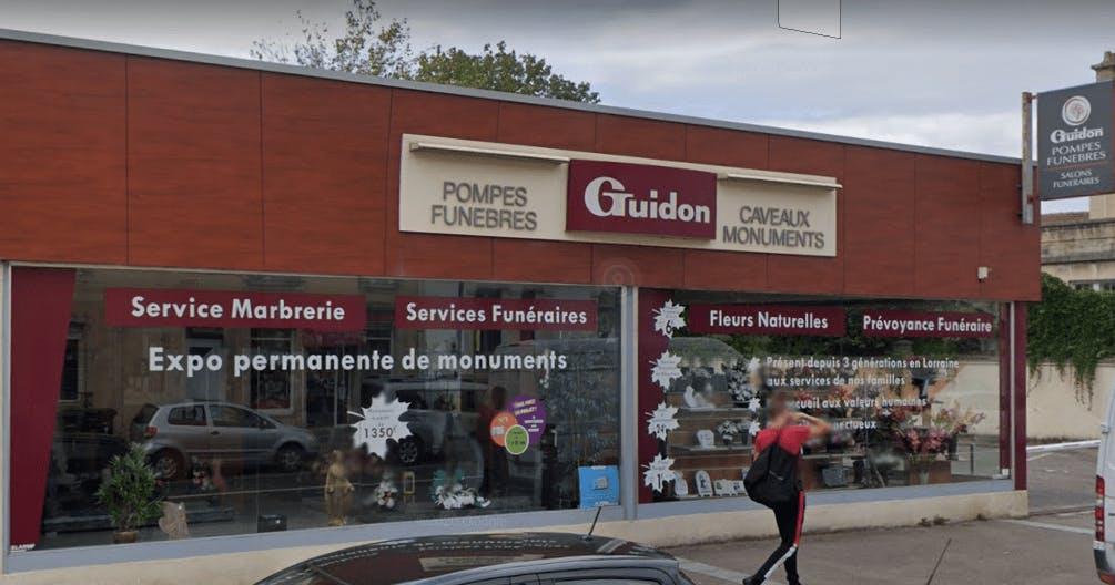 Photographie Pompes Funèbres Guidon Jarville-la-Malgrange