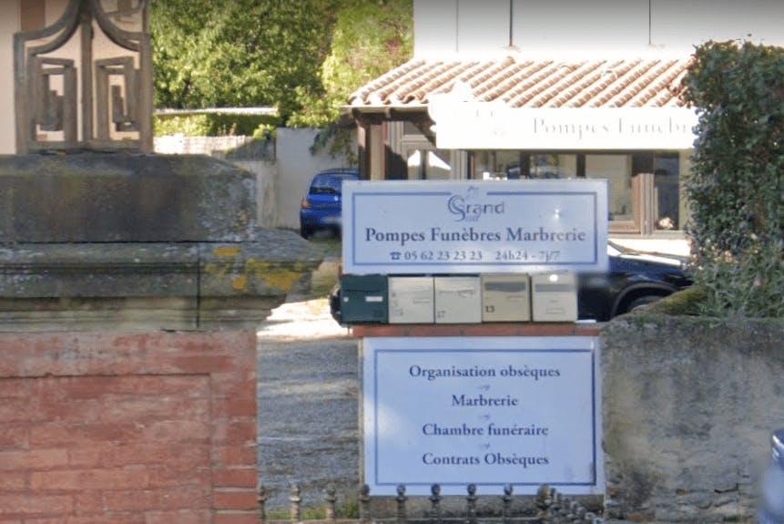 Photographie Pompes Funèbres GRAND SUD de Labarthe-sur-Lèze