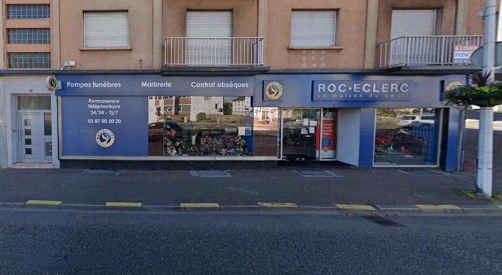 Photographies des Pompes Funèbres Roc'Eclerc à Forbach