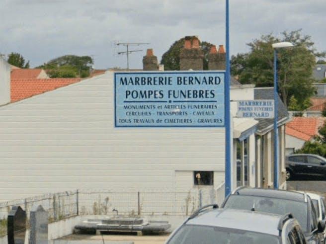 Photographie Marbrerie Bernard de Saint-Jean-de-Monts