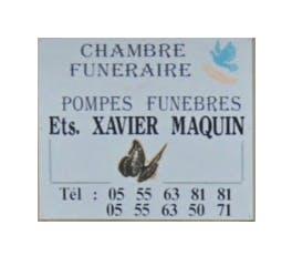 Photographie de Pompes funèbres Xavier Maquin de la ville de Bénévent-l'Abbaye