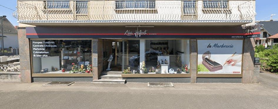 Photographie de la Pompes Funèbres Alain Hoffarth à Illzach