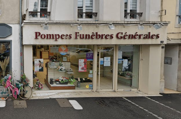 Photographie Pompes Funèbres Générales de Saint-Nicolas-de-Port